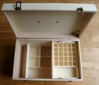Capture coffret rangement boîte ouvert