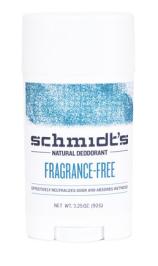 déodorant schmidt's sans parfum géranium