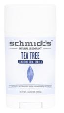 deodorant schmidts tea tree géranium