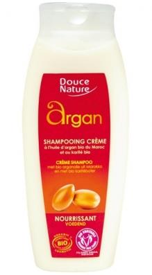 shampoing creme argan douce nature biotifullpeople